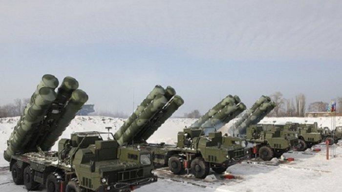 Rudal Canggih S-400 Rusia Segera Tiba di India, Mampu Hancurkan Pesawat Musuh, Rudal dan Drone