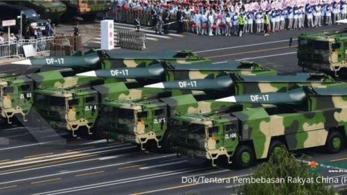 Lagi Pandemi Covid-19, AS dan China Paling Jor Joran Belanja Militer