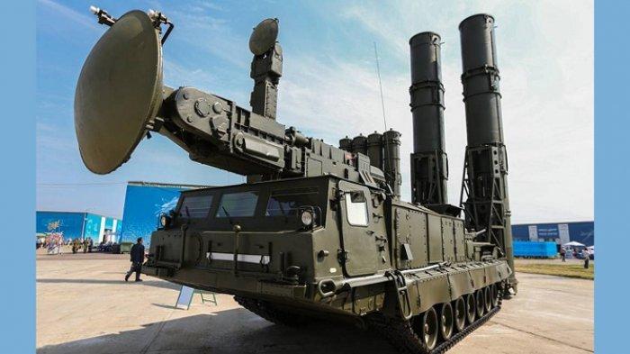 Rudal S-300V4 Rusia (TASS)