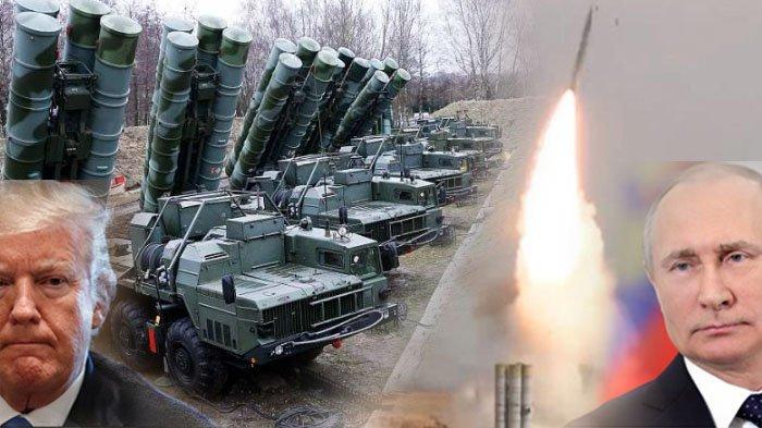 Rusia Perkenalkan 'Mesin Pembunuh', Amerika Ketar-ketir