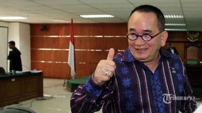 Jawaban Ruhut Sitompul saat Ditanya Hal yang Tidak Disukai dari Timses Prabowo