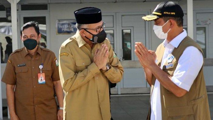 Kepala BNPB Resmikan Rumah Sakit Rujukan Covid-19 di Aceh