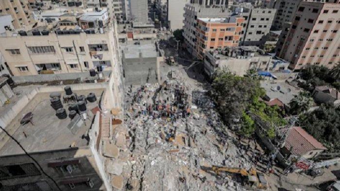 Bahrain dan Kuwait Bawa Penderitaan Palestina ke PBB, Kekerasan Israel Hancurkan Kehidupan Palestina