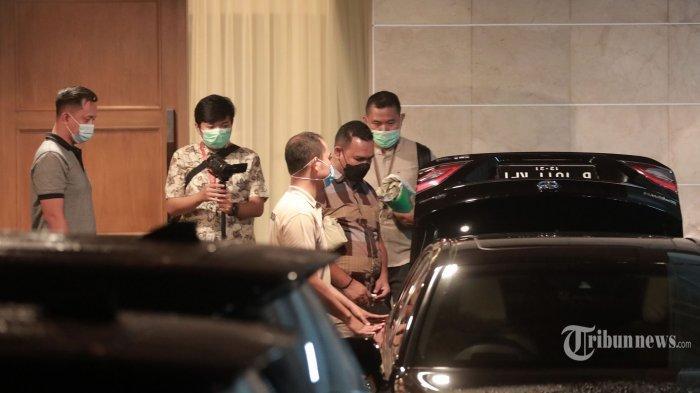 Hasil Penggeledahan di Rumah Wakil Ketua DPR RI Azis Syamsuddin, KPK Temukan Bukti Kasus Suap