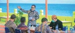Wali Kota Resmikan Warung Kuliner Kuala Ulee Lheue