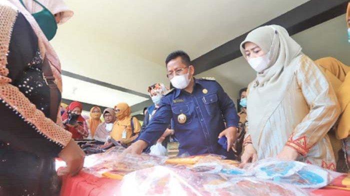 Wali Kota Resmikan Rumah Produksi Kasab Lambhuk
