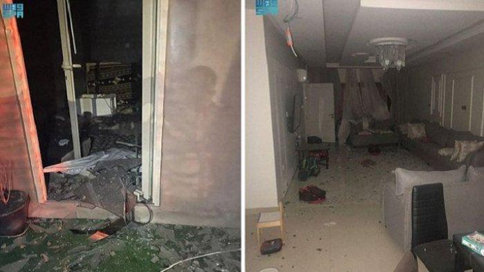 Serangan Rudal Houthi Makan Korban, 14 Rumah Rusak dan Seorang Anak Laki-laki dan Perempuan Terluka