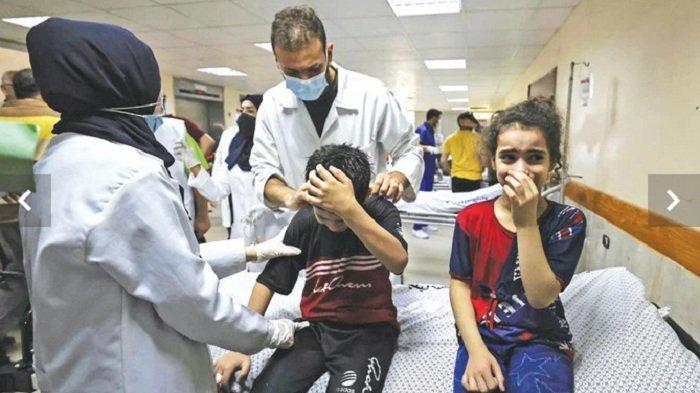 Mesir Kirim 60 Ton Bantuan Medis ke Jalur Gaza, Kuwait Menyusul