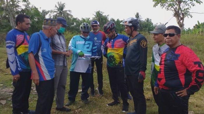 Bupati Bireuen Keliling Lokasi Pembangunan RS Regional Bireuen