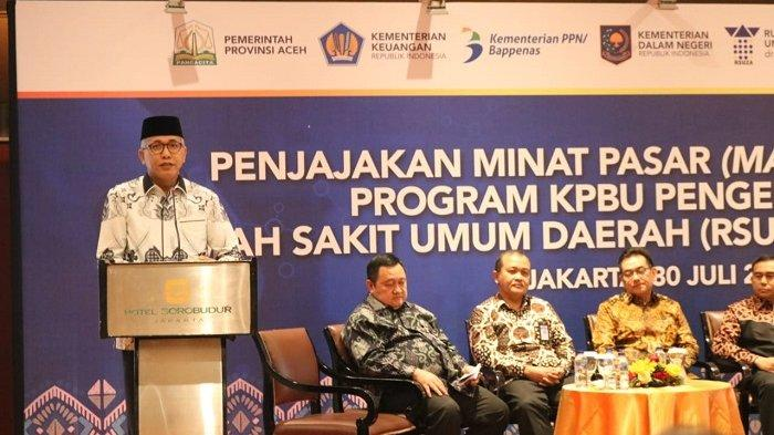 Nova Iriansyah Yakinkan Investor Bangun Rumah Sakit Umum Daerah Zainoel Abidin Banda Aceh