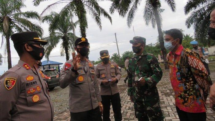 Kunjungi Rumah Sehat Covid-19 di Nagan Raya, Kapolda Aceh Beri Apresiasi Begini
