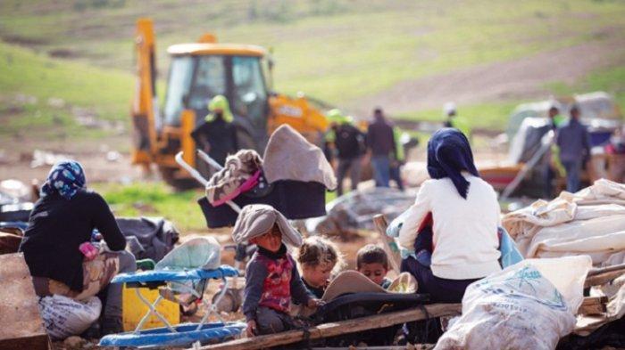 Pakar PBB Sebut Pembongkaran Rumah Suku Badui oleh Israel Melanggar Hukum dan Tidak Berperasaan
