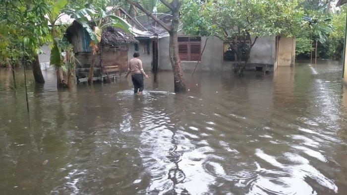 BPBK Abdya Lakukan Pendataan Rumah Rusak Akibat Banjir
