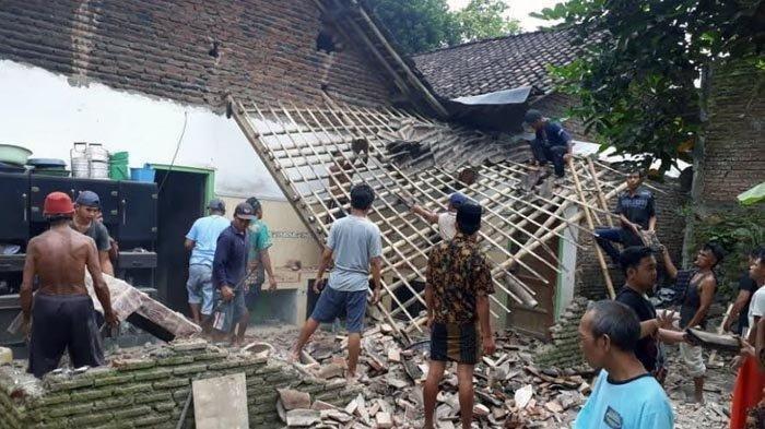 Dampak Gempa 6,1 SR Malang: 7 Orang Meninggal, Ratusan Rumah dan Bangunan Rusak