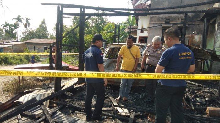 Pelaku Pembakaran Rumah Wartawan belum Tertangkap, Korban Surati Kapolri Jenderal Pol Idham Aziz