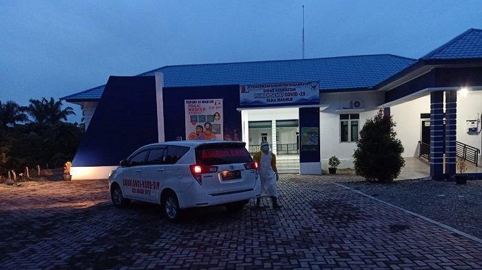 Tiga Pasien Positif Covid-19 di Nagan Raya Dipindahkan dari RSUD SIM ke Rumah Sehat