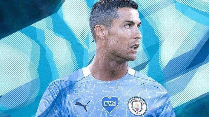 Tinggalkan Juventus Gabung Manchester City, Cristiano Ronaldo Dianggap Jilat Ludah Sendiri