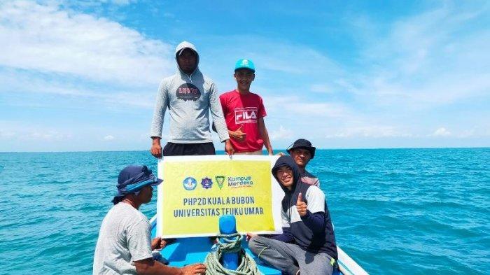UTU Meulaboh Kembangkan Sub-sistem Agribisnis Perikanan di Kuala Bubon Aceh Barat, Ini Kegiatannya