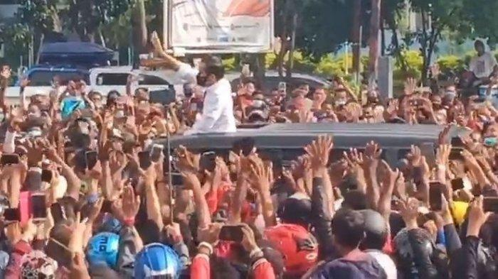 Ribut Soal Kerumunan Presiden Jokowi, Warga NTT di Medsos: Itu Salah Kami, Jangan Salahkan Dia