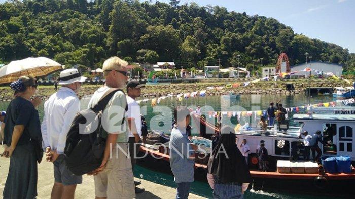 VIDEO - Ini Kritik Serta Pujian Turis Asing untuk Sabang saat Acara Parade Yatch di Sabang Marina