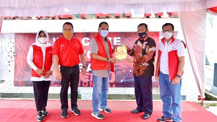 Wakil Wali Kota Sabang Harap Program CSR Telkom Tingkatkan Daya Tarik Wisatawan