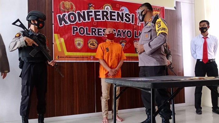 Seorang Pengedar Sabu Ditangkap Polisi di Gayo Lues, 3 Orang Lainnnya Masih Buron
