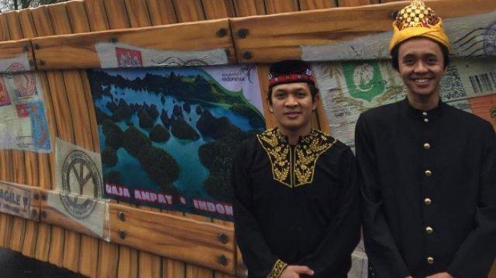 Dua Mahasiswa Aceh Perkenalkan Budaya Aceh dalam Karnaval di Jerman