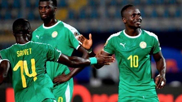 Sadio Mane dan Koulibaly Blunder, Senegal Tetap ke Final Piala Afrika 2019 Usai Kalahkan Tunisia