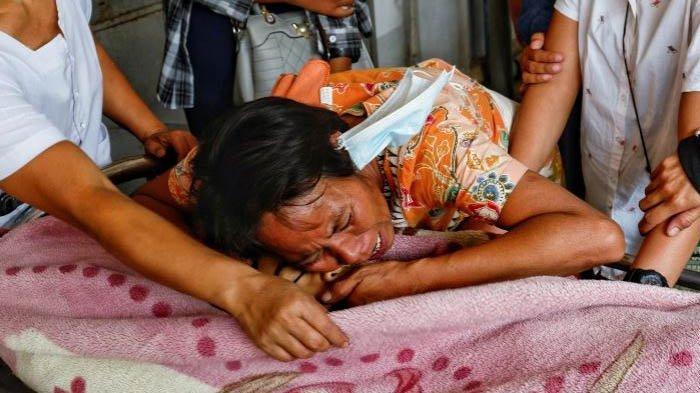 Kejam! Tentara Myanmar Tembak Mati Bocah Perempuan Usia Tujuh Tahun di Pangkuan Ayah