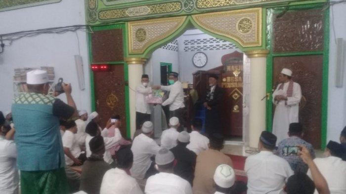 Tim Safari Ramadhan Provinsi AcehKunjungi Tiga Mesjid di Bireuen