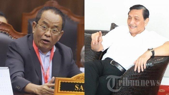 200 Lebih Pengacara Termasuk Pengacara Top Dukung Said Didu, Siapa Advokat Bela Luhut Panjaitan?