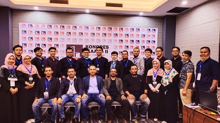 Owner Guntomara Islamic Art, Said Husain Bahesty, Terpilih Jadi Ketua Ikatan Alumni Arsitek USK