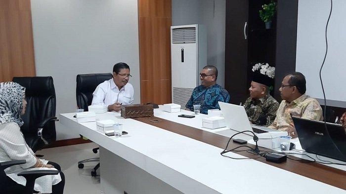Kemenag Aceh Terapkan Sistem Online untuk Kenaikan Pangkat Guru Madrasah