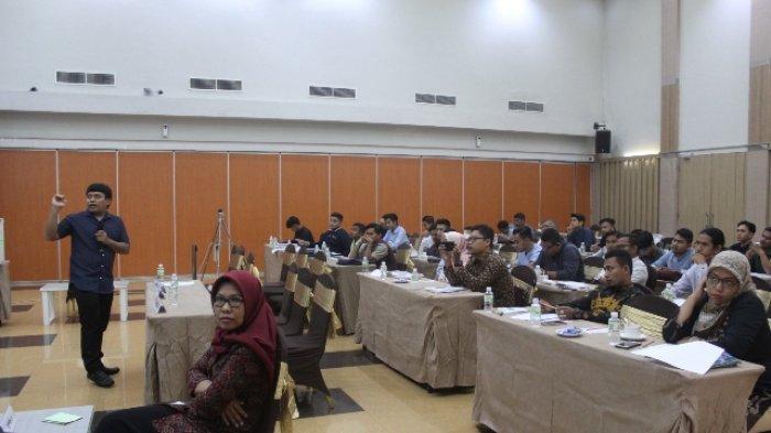 Panwaslih Aceh Latih Saksi dari 26 Calon Anggota DPD