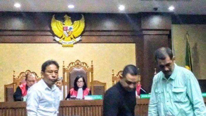 Besok, Terdakwa Korupsi DOKA, T Saiful Bahri, Sampaikan Pembelaan, Ini Bocoran Pledoinya
