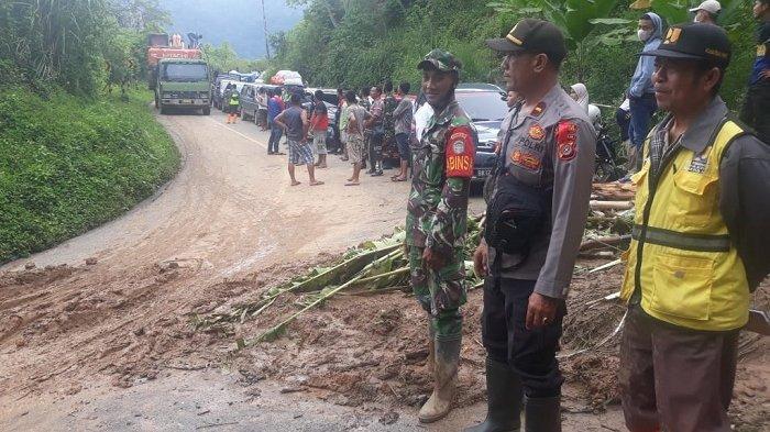 Hati-hati Melintas di Jalan Lintasan Blangkejeren - Kutacane, Jalan Rusak Tersebar di Kawasan Ini