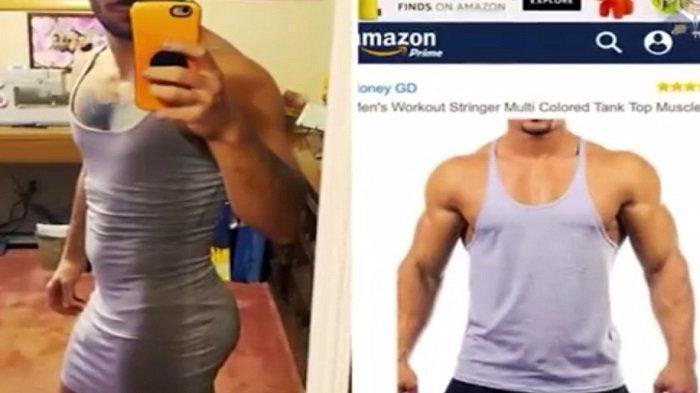 Viral, Bukti Korban Belanja Online Gak sesuai Ekspektasi, Bikin Ngakak - salahbaju.jpg