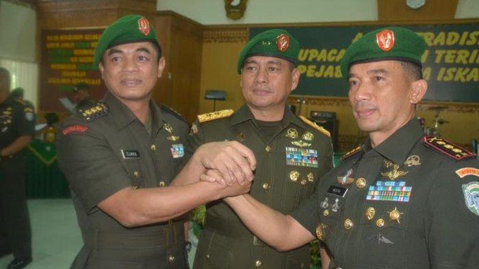 Kolonel Nefra Firdaus Jadi Danrem 012/Teuku Umar