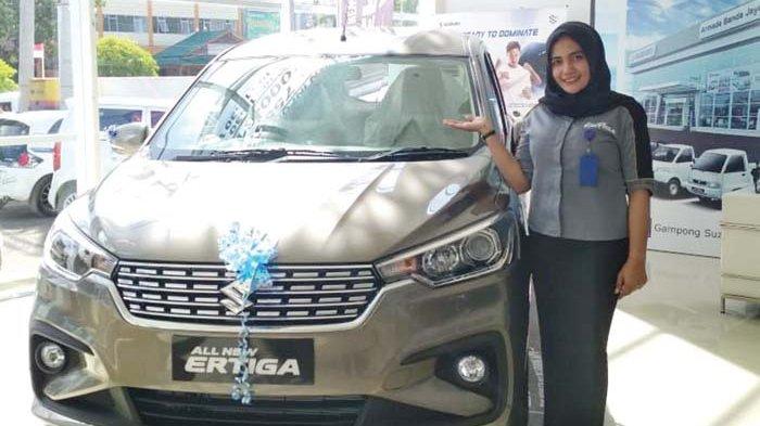 Suzuki Gelar Test Drive All New Ertiga