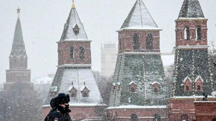 Kasus Virus Corona Rusia Capai 8.164 dan 379 Kematian