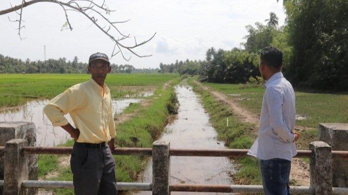 Warga Sembilan Gampong di Idi Timur Minta Perbaikan Irigasi dan Bangun Sumur Bor