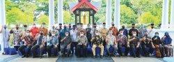 Wali Kota Salurkan Dana Kemakmuran Masjid