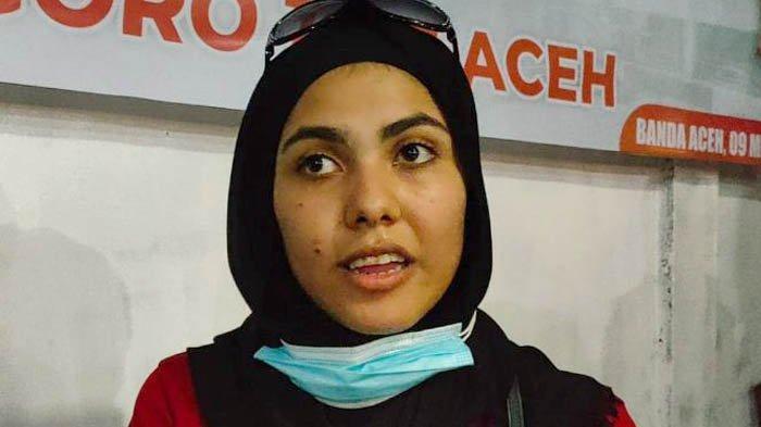 Gadis Palestina di Aceh Samar Wardahan Sebut Tentara Israel Incar Anak-anak dan Bantuan Tak Sampai