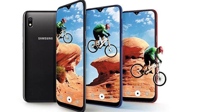 Daftar Harga Ponsel Samsung Terlengkap Bulan September 2019, Ada Galaxy A20 hingga Galaxy S10