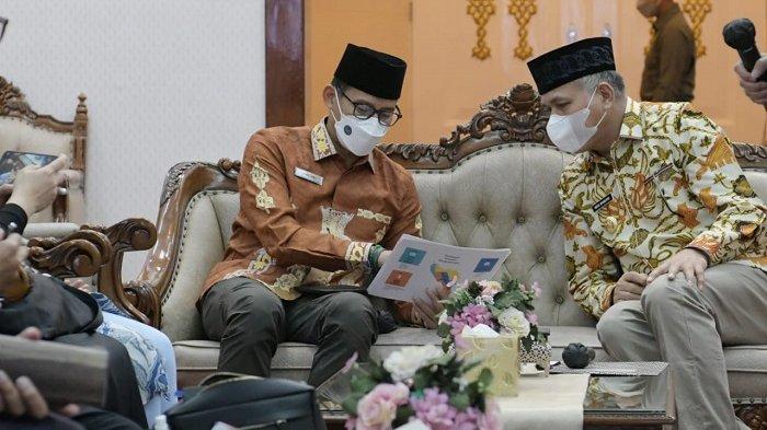 Sandiaga Uno Kembali Kunjungi Aceh, Janji Bantu Percepat Realisasi Investasi UEA di Pulau Banyak