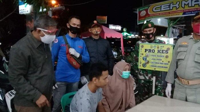 BPBD Banda Aceh Sanksi Puluhan Pelanggar Prokes dengan Baca Alquran, Terjaring Saat Razia ke Kafe