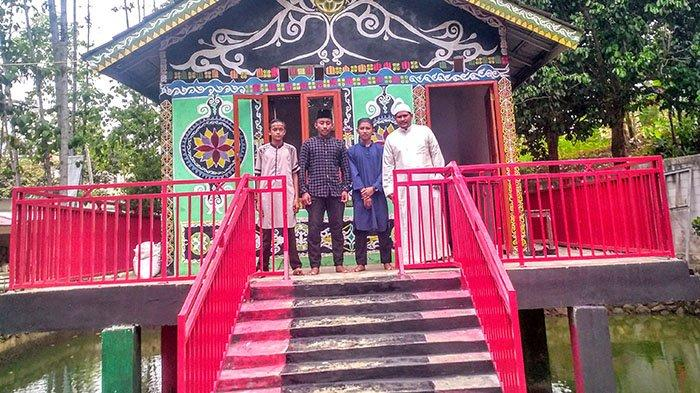 150 Santri Gayo Ikut Pendidikan Gratis di Pesantren Rumah Quran Bogor