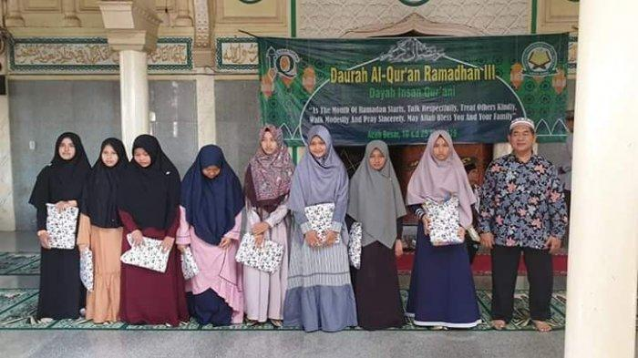 Selama Karantina Ramadhan, 13 Santri Dayah Insan Qur'ani Selesaikan Hafalan 30 Juz Alquran