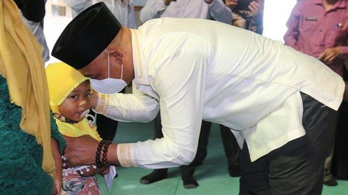 Baitul Mal Bener Meriah Santuni 117 Anak Yatim