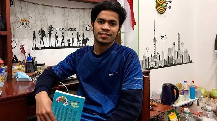 Begini Cerita Sapriadi, Mahasiswa Aceh Barat yang saat Terjebak di Kota Wuhan China